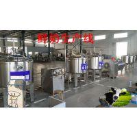 鲜奶生产线 供应全自动鲜奶生产线机器报价