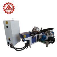众选自动化机械设备红木加工木门生产专用码头双端断料设备