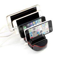 旅充充电器海盗船通用充电器多口快充原装欧规美规苹果手机充电器