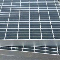 钢格板青岛生产厂家防滑锯齿钢格板平台踏步板