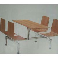 优质学校食堂餐桌椅 工厂饭堂餐桌厂家
