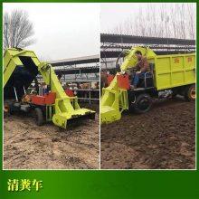 5立方粪便清理车 滨州牛场自动清粪设备润丰厂家直销
