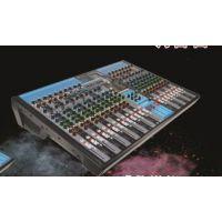 郑州供应8路调音台比丽普FQ-8及专业音响电教和周边产品