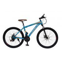 厂家直销山地自行车批发26寸山地车减震成人活动礼品单车一件代发