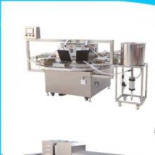 鸡蛋卷是一个非常好的创业项目就选用全自动鸡蛋卷机器
