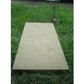 屋顶用岩棉保温板120kg 山东普通岩棉板厂家直接发货