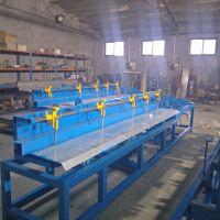 河北直销全自动PVC包塑勾花网编织机械 质量好 价格优
