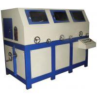 重庆舍贝环保除尘自动圆管抛光机CBT-YZP005