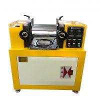 供应温州锡华XH-401小型炼胶机,开炼机,配色混炼机 开放式两辊机