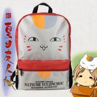 夏目友人帐书包 猫咪老师猫先生背包 动漫双肩包 一件代发