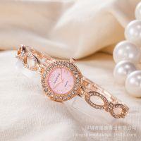 热销爆款韩版TS简约女士手链手表石英表潮流学生手表厂家现货批发