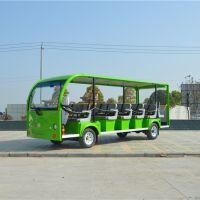 湖北23座电动观光车厂家,景区游览巡逻车车价格,宜昌鑫威YCT23 校园电动营运车