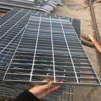 阴沟网格栅 热镀锌盖板 不锈钢踏步板