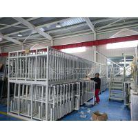 浙江立式板材货架结构 板材库使用货架 钢板存放架