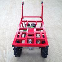 手推车上山拉多少安全 加载发动机的拉货车 奔力SL-KP3