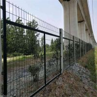 铁路护栏网 高铁防护栅栏 现货销售