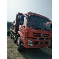 山西忻州二手东风国四国五11吨轻量化前四后八专用货车急售