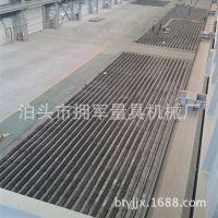 生产地轨 T型槽地轨 地梁 装配区安装导轨 槽铁 电机试验平台