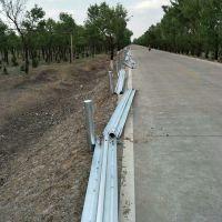 波形梁 高速公路防护栏 锌钢喷塑防撞道路护栏批发 护栏专业安装