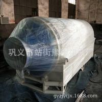多功能大型滚筒炒锅机 不锈钢花生瓜子炒货机 500斤芝麻炒籽机