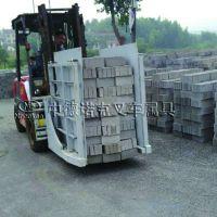 中德诺克叉车属具叉车机械手砖厂叉车砖块夹装车工具搬运设备
