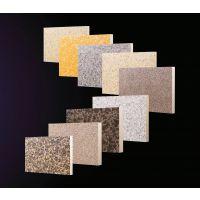 有釉面发泡陶瓷保温板 A1级防火保温一体板 珍珠岩保温板
