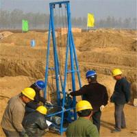 山东勒克斯牌自动钎探机械建筑地基钎探机自动地质扦探机价格