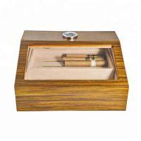 高档木盒钢琴漆系列雪茄盒-北京百木清怡