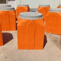 弱电树脂穿线井A防污抗蛀新型弱电树脂穿线井砖砌井替代产品