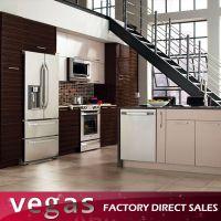 橱柜厂家出口新款整体厨房吊柜橱柜定制 组装橱柜