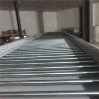甘肃滚筒输送机 铝型材水平输送滚筒线