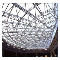 钢网架结构工程网架设计 网架安装 东吴网架