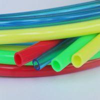 厂家热销pvc软管 透明防火阻燃PVC套管 电机电器绝缘套管