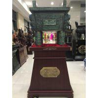 西安开业送礼摆件 和谐鼎盛周年纪念 公司成立 广场落成典礼陕西青铜鼎