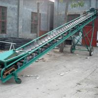 小型可升降爬坡输送机PVC食品输送带传送带 铭扬机械
