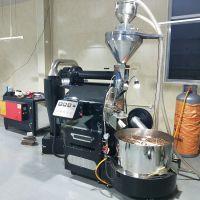 上海中型咖啡豆烘焙机 供应上海咖啡工厂烘焙机 15公斤咖啡豆烘焙机价格 南阳东亿
