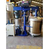 聚酯氨漆醇酸瓷漆搅拌机、防爆分散机东莞直供