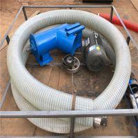 澜海 小麦大豆稻谷提升专用软管吸粮设备 软管式吸粮机 电动吸粮机 螺旋提升机