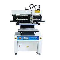 供半自动锡膏印刷机ZS-400E SMT丝印机 正思视觉PCBA印刷机
