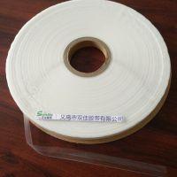 Sunjia定制30/6.5mm PE封缄胶带,1000米一卷,抗寒防冻胶条