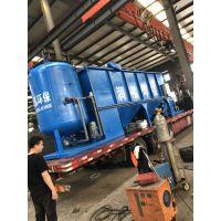 屠宰厂污水处理设备 气浮机包达标诸城润泓