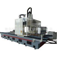 青岛市专业生产制造 轨道交通行业专用铝型材数控加工中心设备