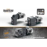 厂家供应TRANSTECNO斜齿轮减速机铸铁减速机R57R67R87R97