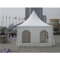 厂家直销 户外大型展览帐篷 婚礼典礼欧式浪漫四角帐篷定制