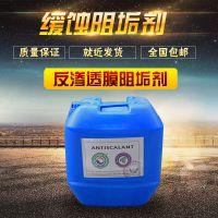 供应美国蓝旗BF-106阻垢剂 水处理药剂 反渗透专用阻垢剂 河南省总经销商