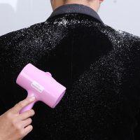FaSoLa可撕滚筒式粘毛器衣服衣物清洁刷粘尘纸呢子大衣卷纸除毛刷