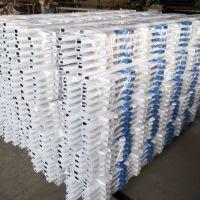 工厂绿化带栏杆 社区绿化护栏 塑钢护栏厂家