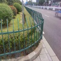 城市道路绿化护栏 社区隔离栅 铁艺栏杆厂家
