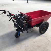 楼房装修材料运送车 搭载汽油机的推料车 奔力YTJX-XTC