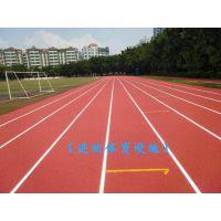 运动跑道 全塑型环保无毒材料
